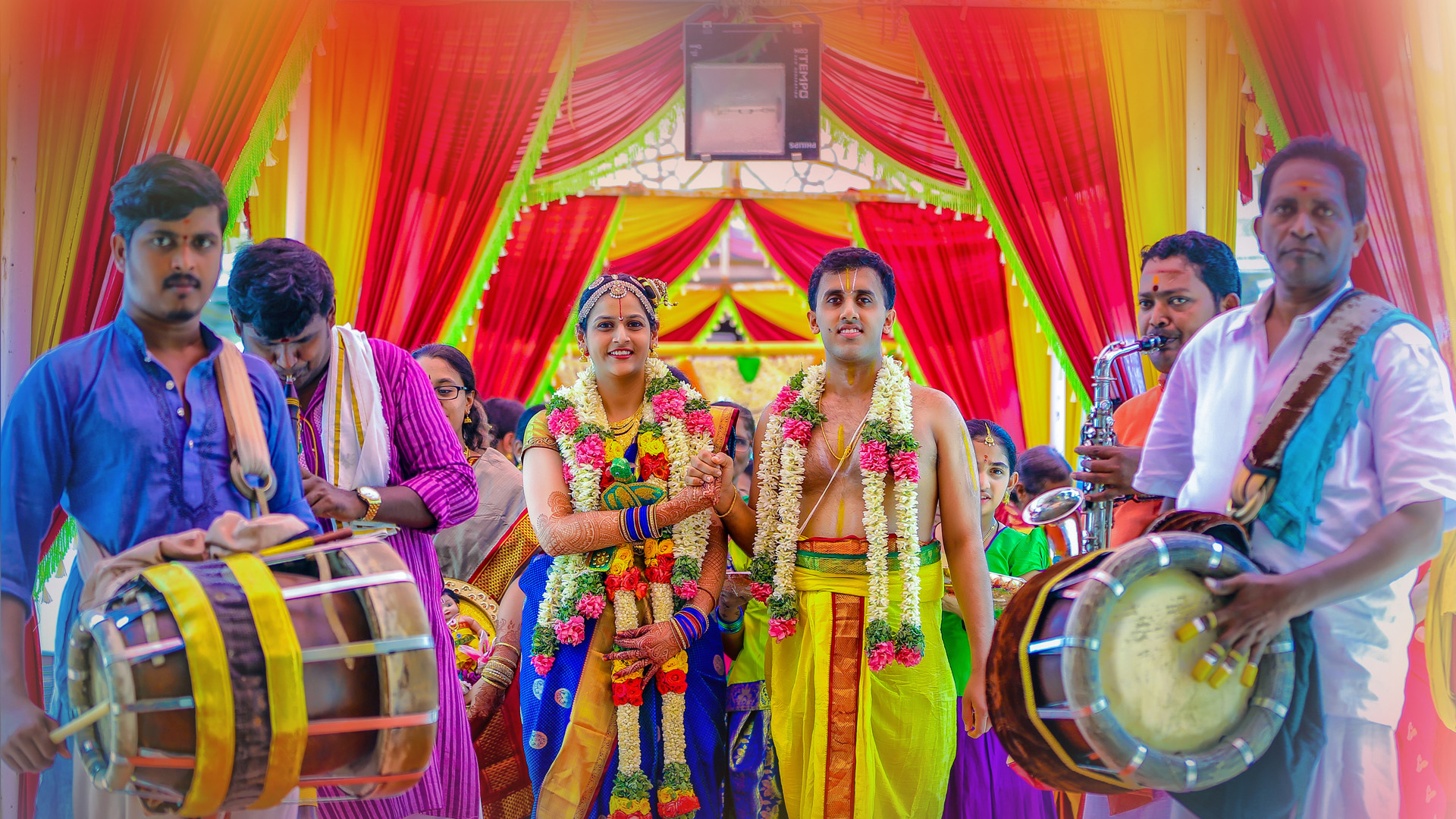 Chennai Brahmin Wedding Photographers
