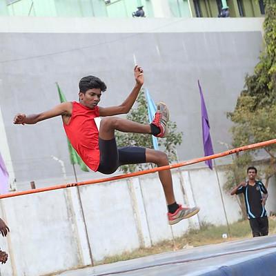 LFS-Sports Boys High Jump