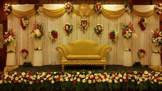 chennai wedding stage decorators