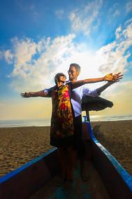 chennai wedding couple shoot