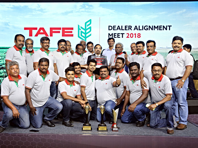 TAFE Dealer Meet