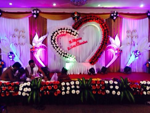 chennai mandapam decoration