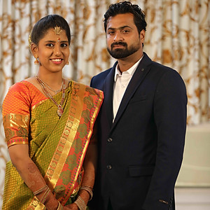Engagement - Vignesh with Pavithra