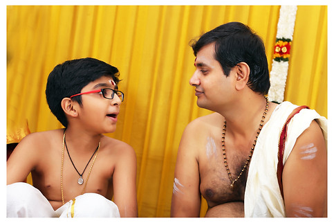 chennai tamil brahmin upanayanam photography