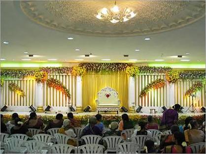 Chennai Stage Decorators