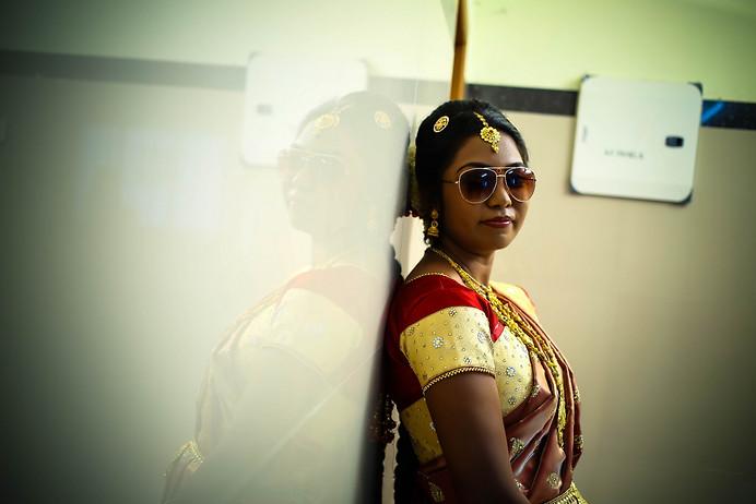 Chennai Brahmin wedding candid photography