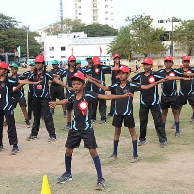 LFS-Sports Drill