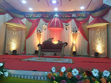 stage decors in chennai