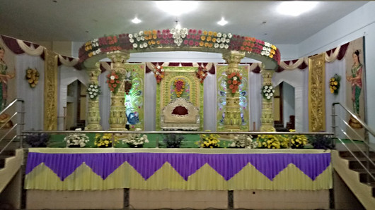 chennai wedding stage decors