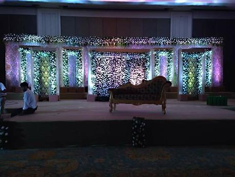 chennai mandap decoration