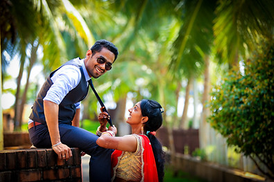 chennai wedding outdoor photoshoot