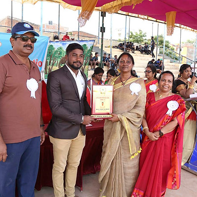 LFS-Sports Felicitation to 2nd Chief Guest