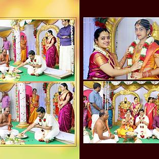 Arunmozhi weds Navaneethakrishnan