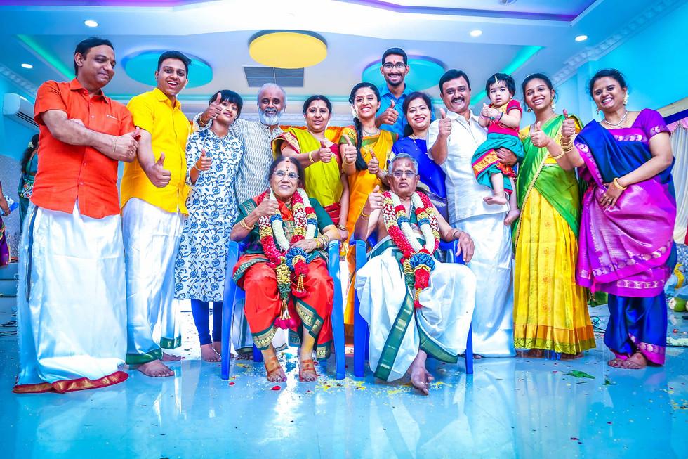 80th anniversary photographers in chennai