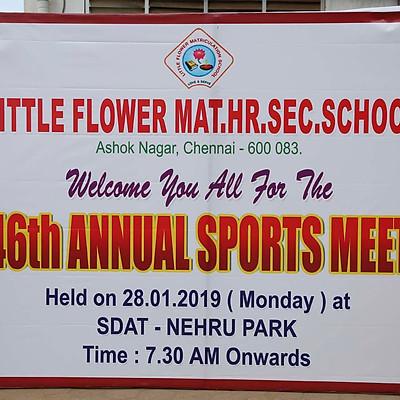 LFS-Sports Inauguration