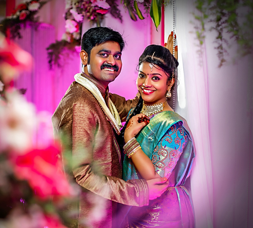 Candid Wedding Photography in Chennai