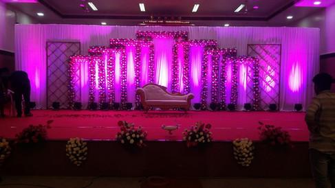 mandapam decoration in chennai