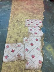 Tarot Card Drop in Process 2
