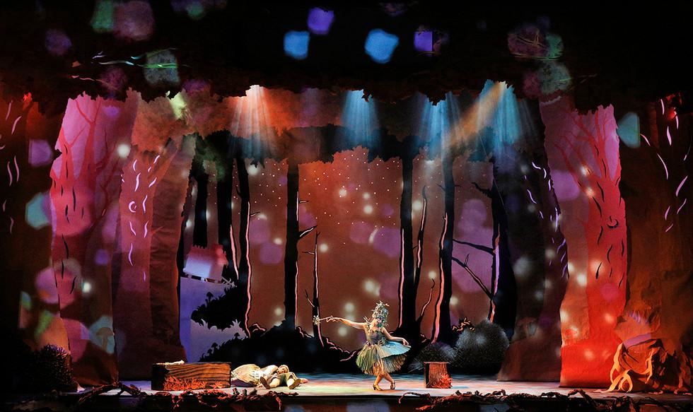 Hansel und Gretel Fairy