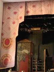 Proscenium Drop 2