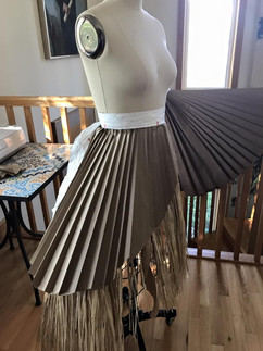 Dewfairy skirt on form.jpg
