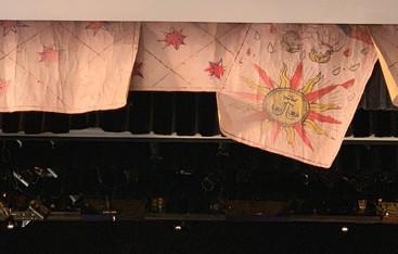 Proscenium Drop