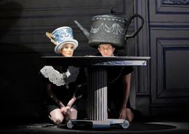 L'enfant Teacup and Teapot