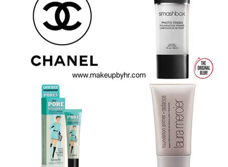 Que es una pre-base en la aplicación de Maquillaje?