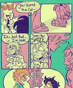 Comic Sample