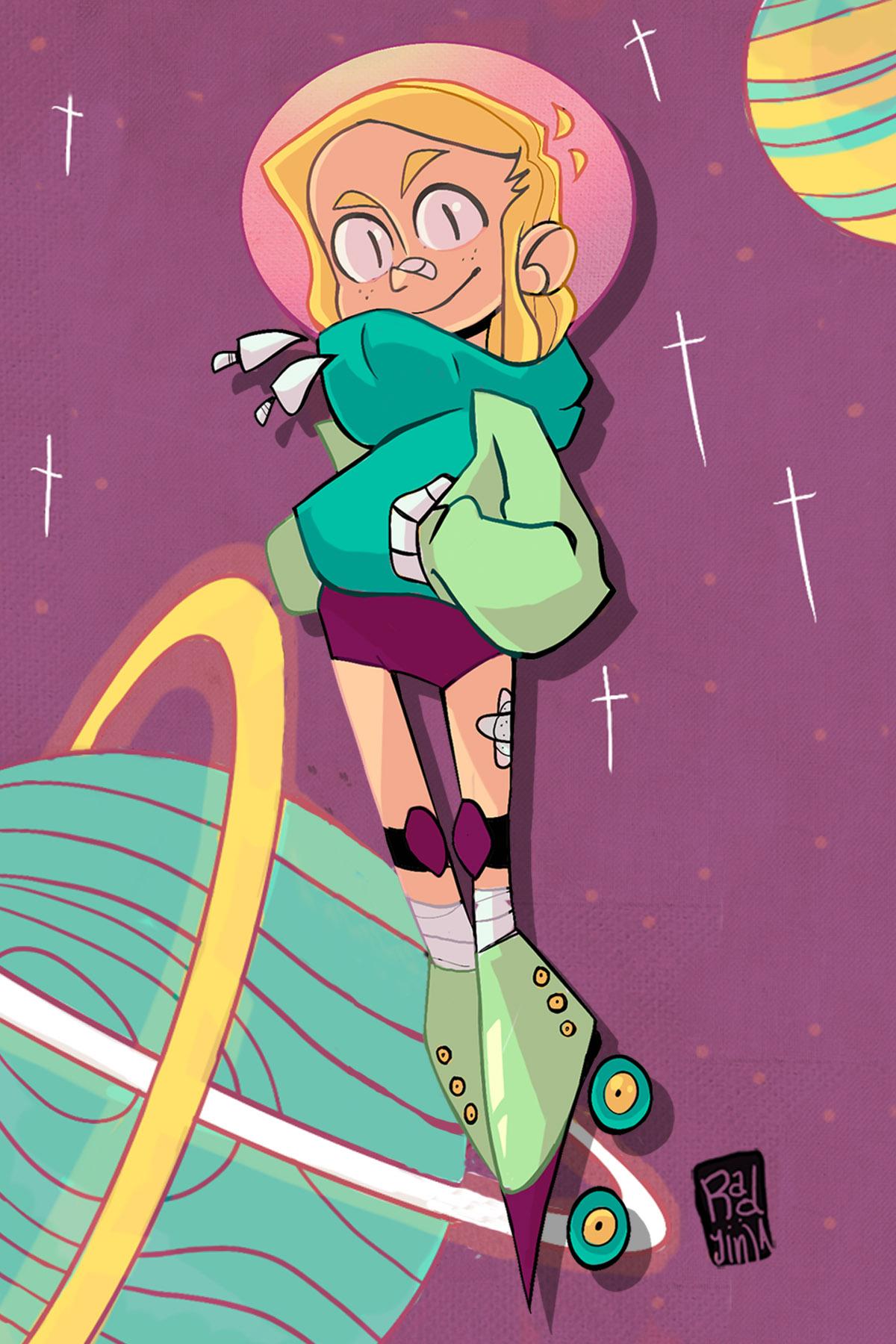 Roller Spacer