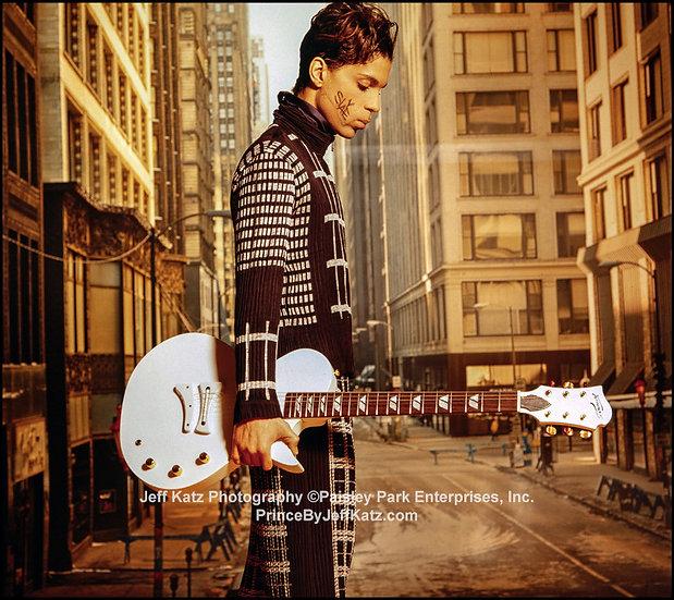 PRINCE 1996   -   Image 297.  Los Angeles, CA