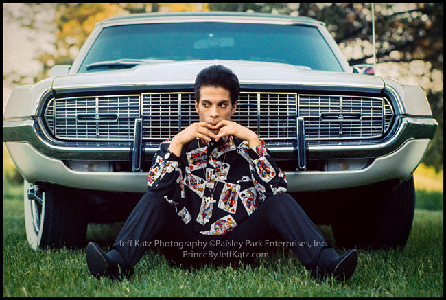 PRINCE 1989  -  Image 219.  Chanhassen, MN