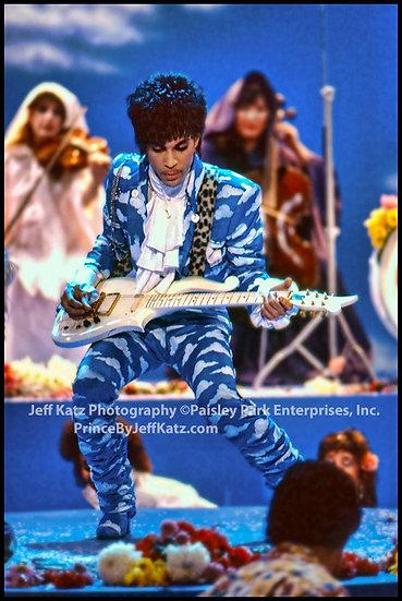 PRINCE 1985   -   Image 094. Los Angeles, CA