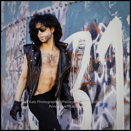 PRINCE 1990  -  Image 221.  Los Angeles, CA