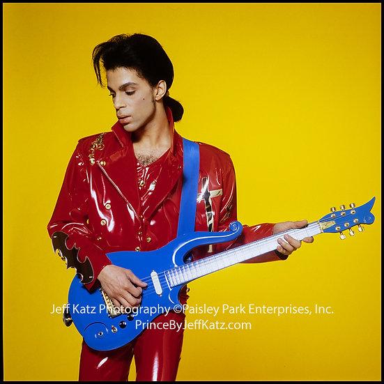 PRINCE 1989   -   Image 200.  Paisley Park, MN