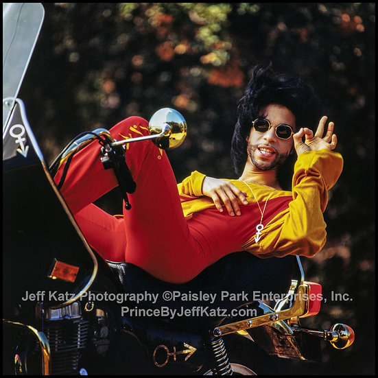 PRINCE 1990   -   Image 223.  Los Angeles, CA