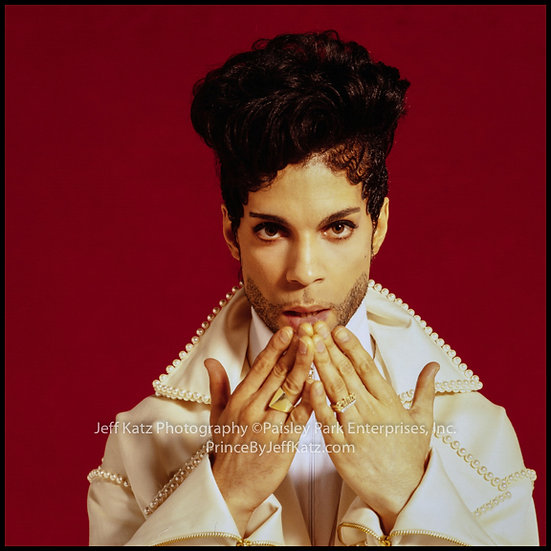 PRINCE 1992  -  Image 259.  London, England