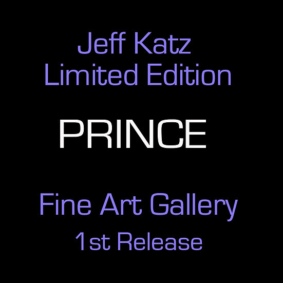 PRINCE Gallery 1st Release • April 14th, 2019