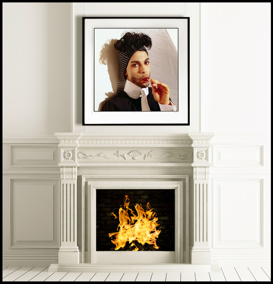 Yellow Popsicle Fireplace With Photo.jpg