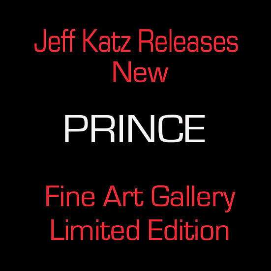 PRINCE • New Photographs Released
