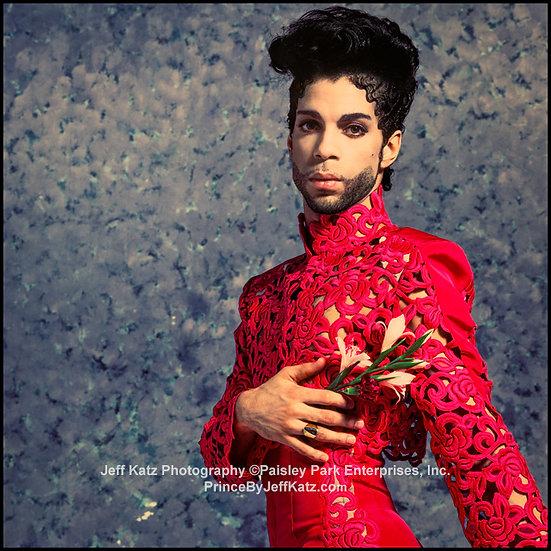 PRINCE 1992   -   Image 266.  London, England