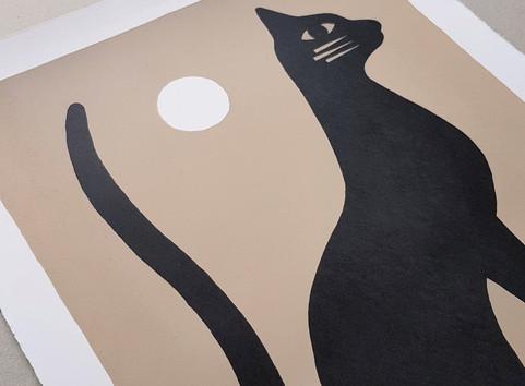 David Vanadia lithographie