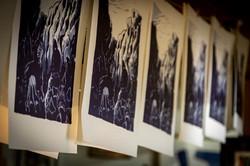 Lithographie Jean-Claude Denis