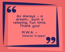 Cropper Quote