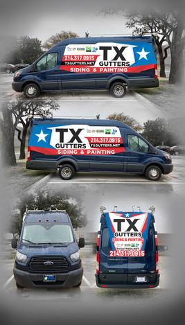 TX GUTTERS - Dallas, TX