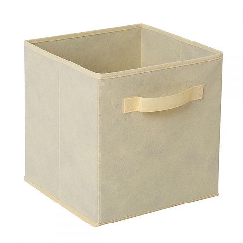 Yellow Storage Bin