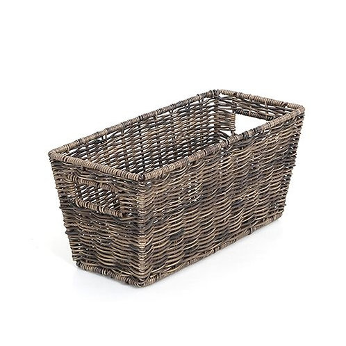 Large Rattique Storage Basket