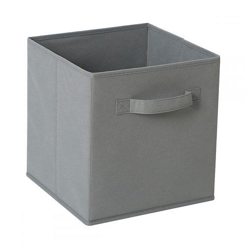 Grey Storage Bin