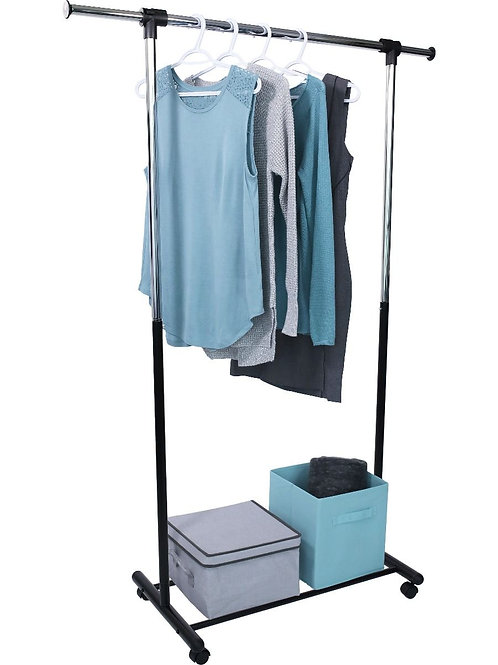 Single Tier Garment Rack