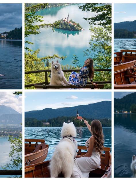 🇸🇮Slovenia- Lake Bled   Slowenien- Bleder See